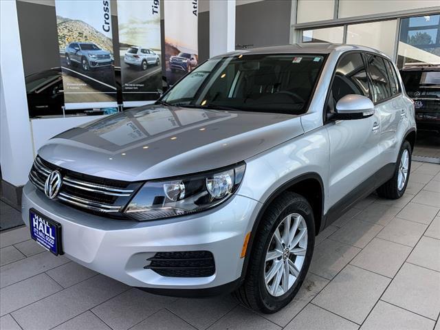 2017 Volkswagen Tiguan 2.0T LIMITED 4MOTION Brookfield WI