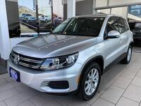 Volkswagen Tiguan 2.0T LIMITED 4MOTION 2017