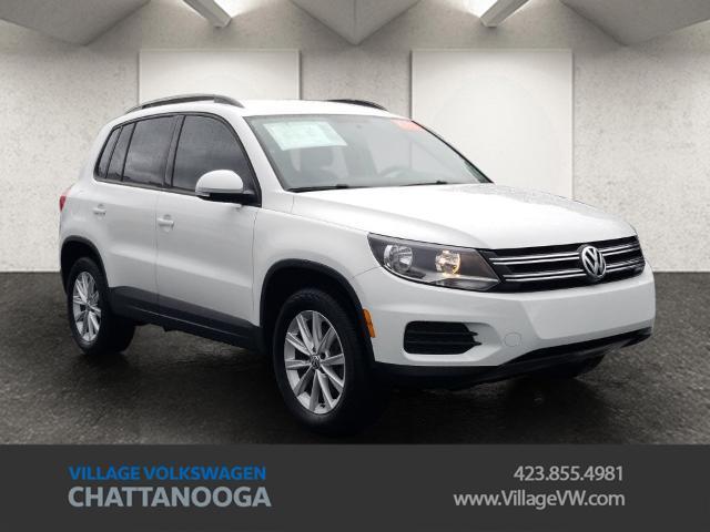2017 Volkswagen Tiguan 2.0T Limited Chattanooga TN