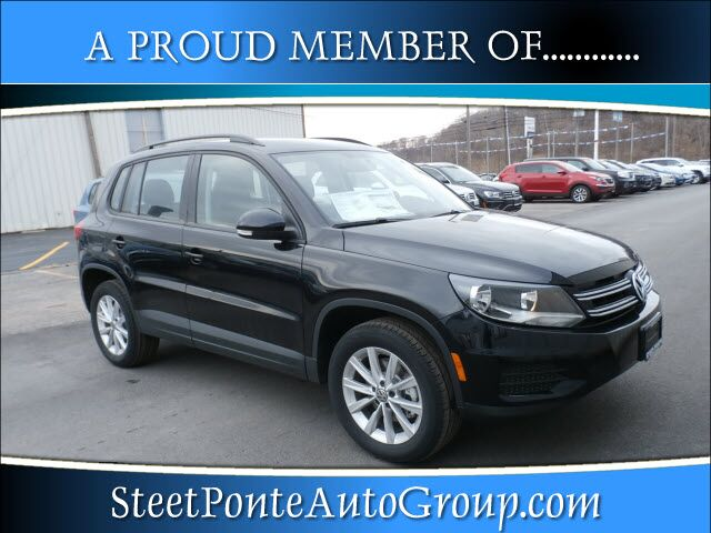 2017 Volkswagen Tiguan 2.0T Limited S 4Motion Yorkville NY