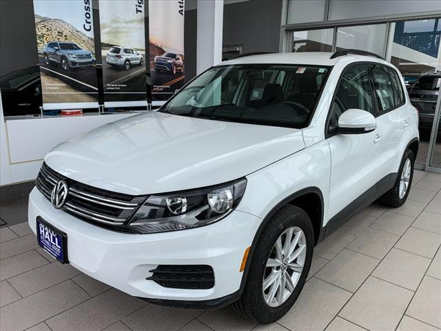 2017 Volkswagen Tiguan 2.0T Limited S Brookfield WI