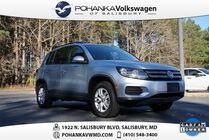 2017 Volkswagen Tiguan 2.0T S ** VW CERTIFIED ** 2 YEAR / 24K MILE WARRANTY **