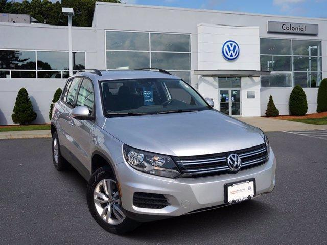 2017 Volkswagen Tiguan 2.0T S 4MOTION Westborough MA