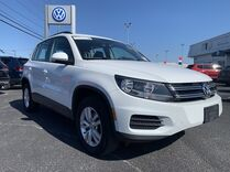 2017 Volkswagen Tiguan 2.0T S 4Motion ** ONE OWNER ** CLEAN CARFAX **