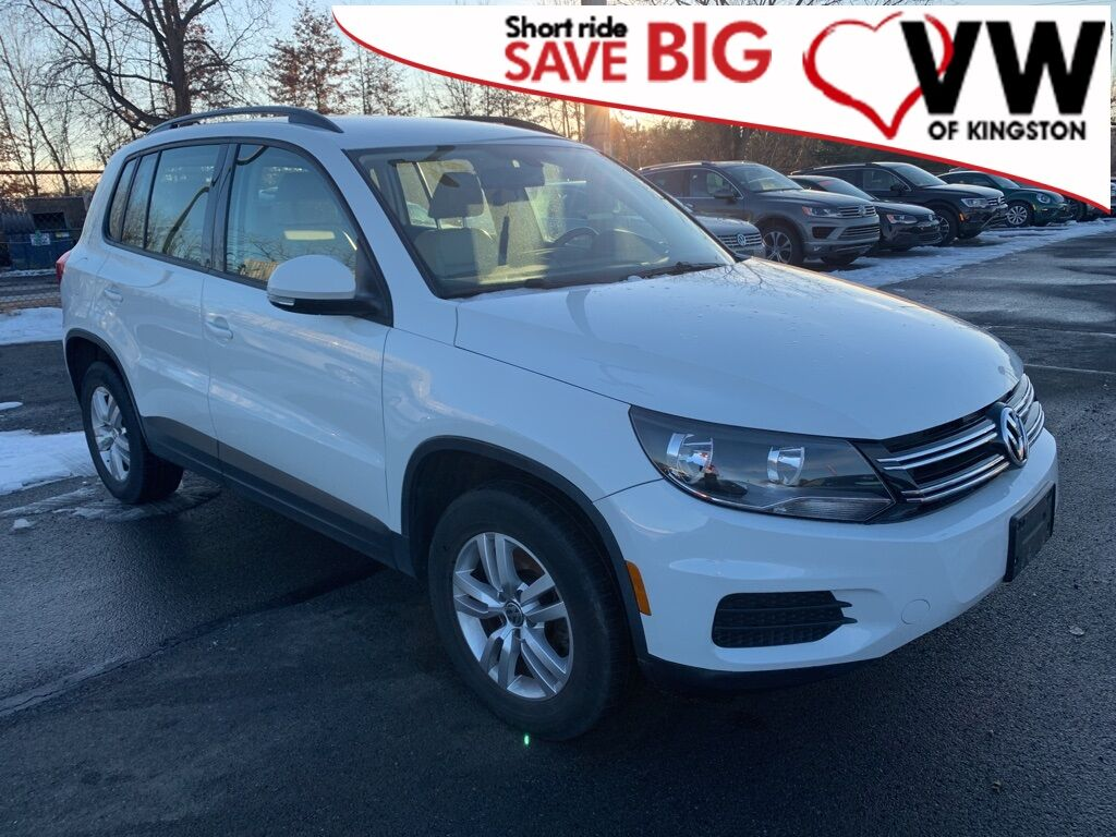 2017_Volkswagen_Tiguan_2.0T S 4Motion_ Kingston NY
