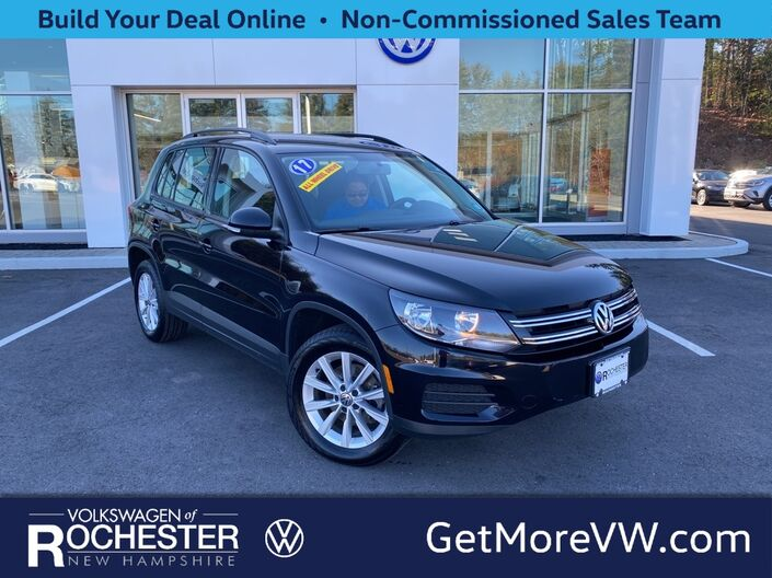 2017 Volkswagen Tiguan 2.0T S 4Motion Rochester NH