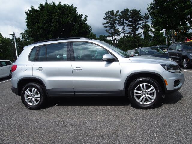 2017 volkswagen tiguan 2.0t s 4motion west chester pa 24317929