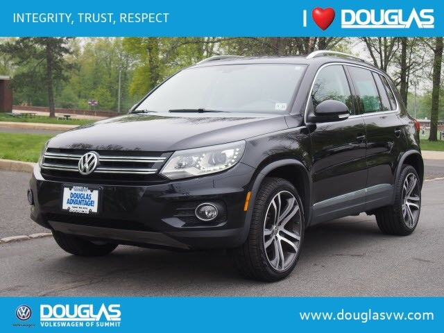 2017 Volkswagen Tiguan 2.0T SEL 4Motion Summit NJ