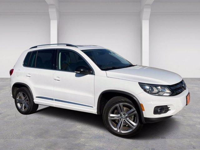 2017 Volkswagen Tiguan 2.0T Sport 4MOTION Westborough MA