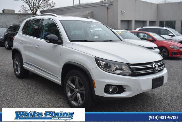 2017 Volkswagen Tiguan 2.0T Sport 4MOTION White Plains NY
