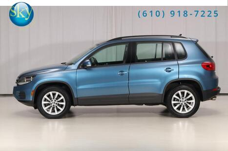 2017 Volkswagen Tiguan 4MOTION AWD Limited West Chester PA
