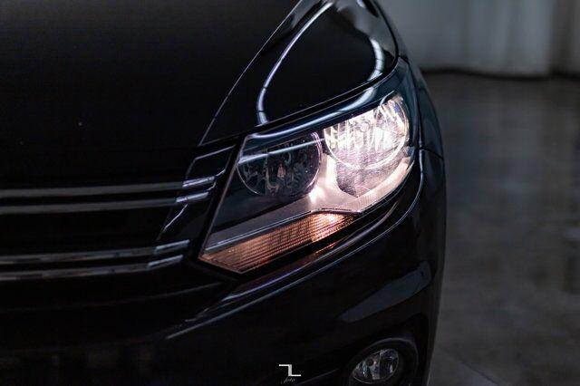 2017 Volkswagen Tiguan 4Motion Comfortline Leather Roof BCam Red Deer AB