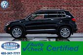 2017 Volkswagen Tiguan 4Motion Comfortline Leather Roof BCam