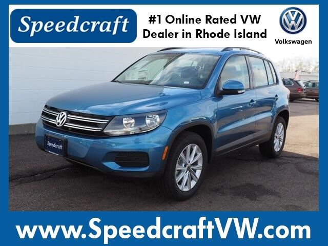 2017 Volkswagen Tiguan AWD 2.0T Limited S 4Motion 4dr SUV Wakefield RI