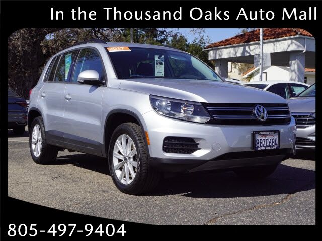 2017 Volkswagen Tiguan LIMITED AUTO Thousand Oaks CA