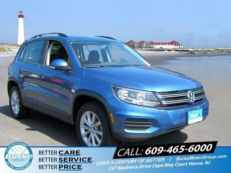 2017 Volkswagen Tiguan Limited  South Jersey NJ