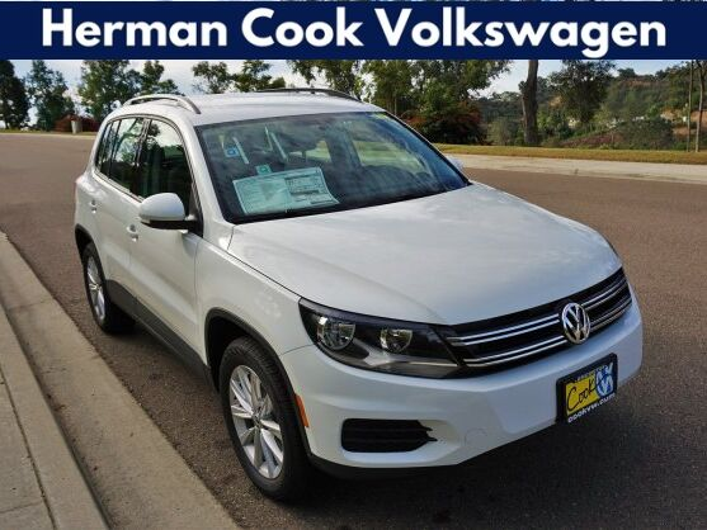 2017 Volkswagen Tiguan Limited  Encinitas CA
