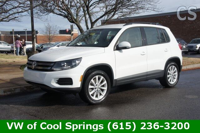 2017 Volkswagen Tiguan Limited  Franklin TN