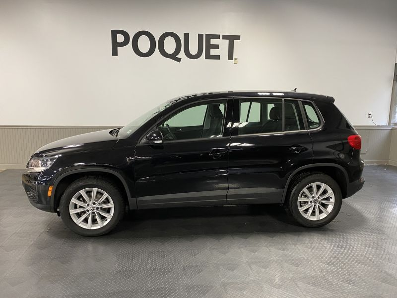 2017 Volkswagen Tiguan Limited Golden Valley MN