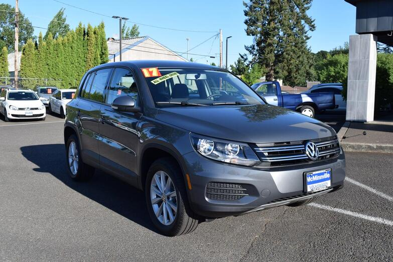 2017 Volkswagen Tiguan Limited  McMinnville OR