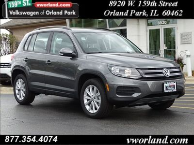 2017_Volkswagen_Tiguan Limited__ Orland Park IL