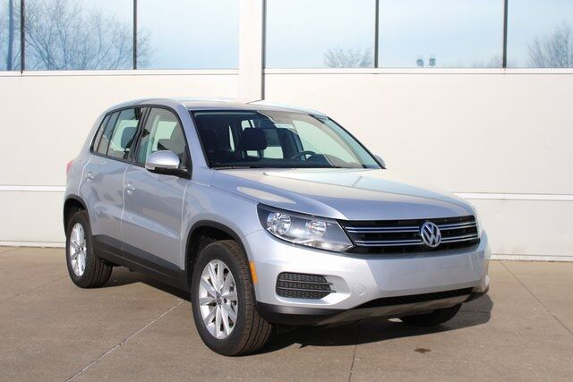 2017 Volkswagen Tiguan Limited 2.0T Lexington KY