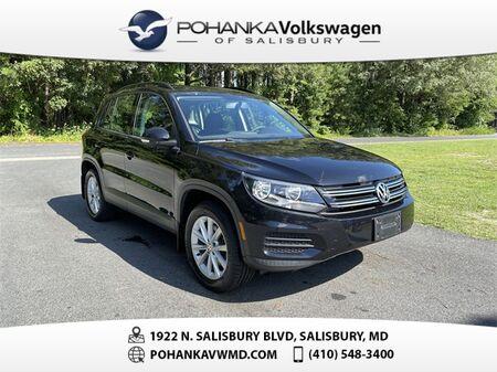 2017_Volkswagen_Tiguan Limited_2.0T ** VW CERTIFIED **_ Salisbury MD