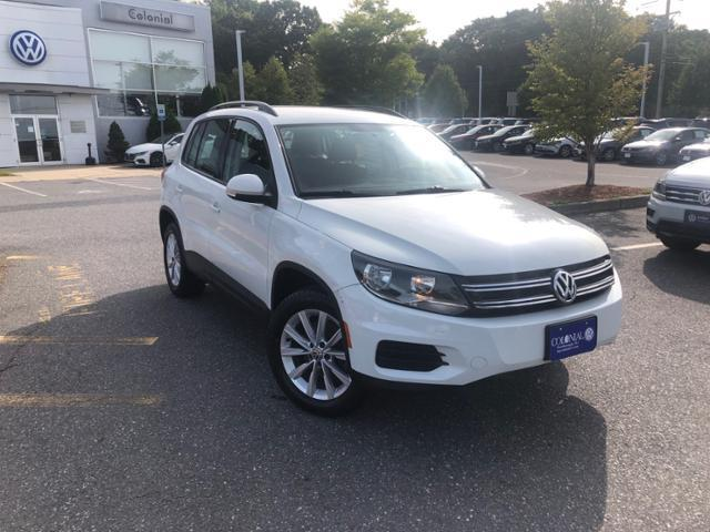2017 Volkswagen Tiguan Limited 2.0T 4MOTION Westborough MA