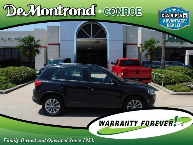 2017 Volkswagen Tiguan Limited 2.0T 4MOTION Conroe TX