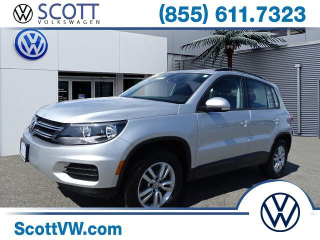 2017 Volkswagen Tiguan Limited 2.0T 4MOTION Providence RI