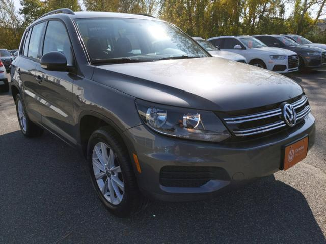 2017 Volkswagen Tiguan Limited 2.0T 4MOTION Pittsfield MA