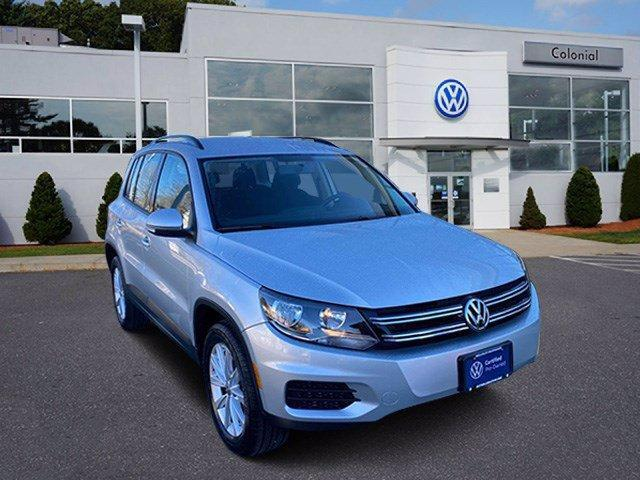 2017 Volkswagen Tiguan Limited 2.0T 4MOTION Wellesley MA