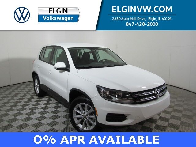 2017 Volkswagen Tiguan Limited 2.0T 4Motion Elgin IL