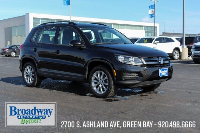 2017 Volkswagen Tiguan Limited 2.0T 4Motion Green Bay WI