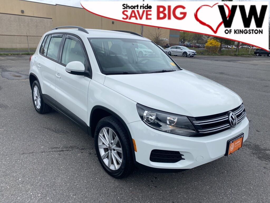 2017_Volkswagen_Tiguan Limited_2.0T 4Motion_ Kingston NY