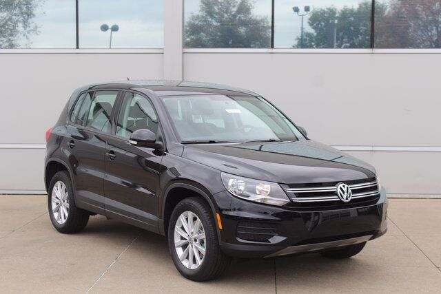 2017 Volkswagen Tiguan Limited 2.0T 4Motion Lexington KY