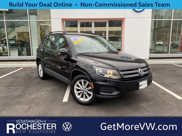2017 Volkswagen Tiguan Limited 2.0T 4Motion Rochester NH