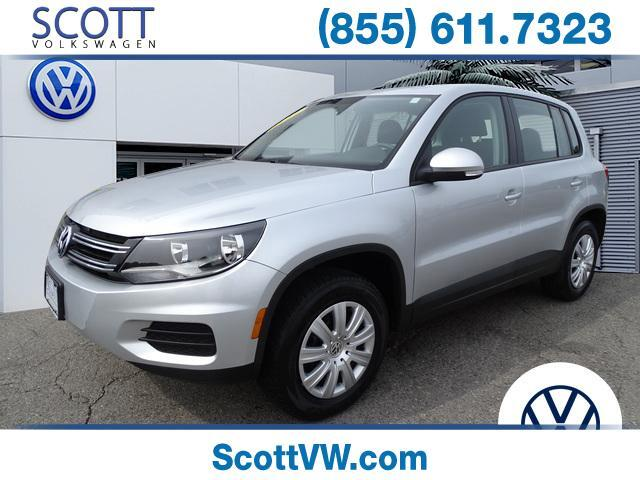 2017 Volkswagen Tiguan Limited 2.0T FWD Providence RI