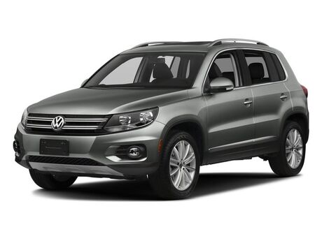 2017 Volkswagen Tiguan Limited 2.0T FWD Thousand Oaks CA
