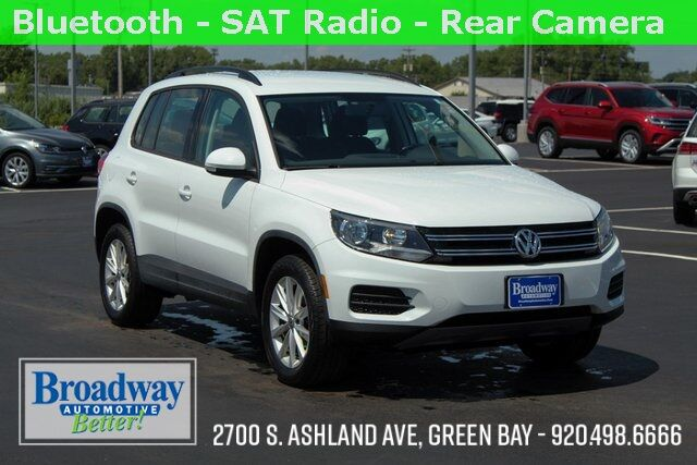 2017 Volkswagen Tiguan Limited 2.0T Green Bay WI