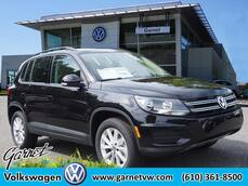 Volkswagen Tiguan Limited 2.0T Limited 4Mo 2017