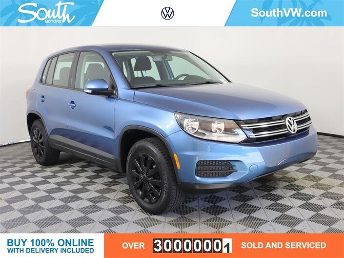 2017 Volkswagen Tiguan Limited 2.0T Miami FL