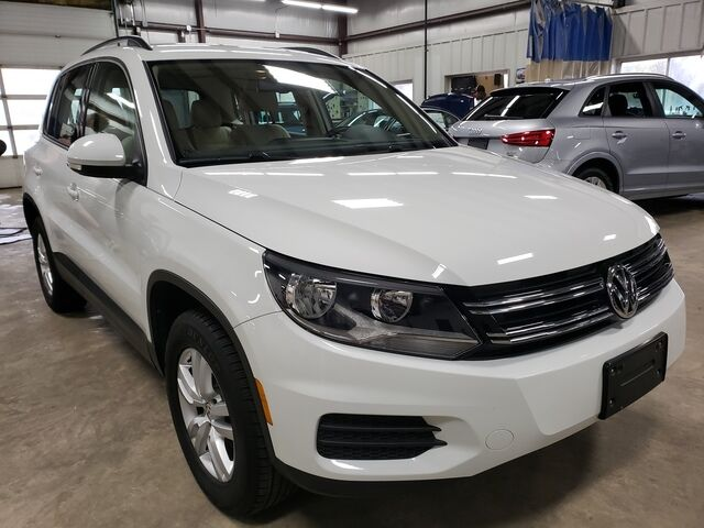 2017 Volkswagen Tiguan Limited 2.0T S 4MOTION Pittsfield MA