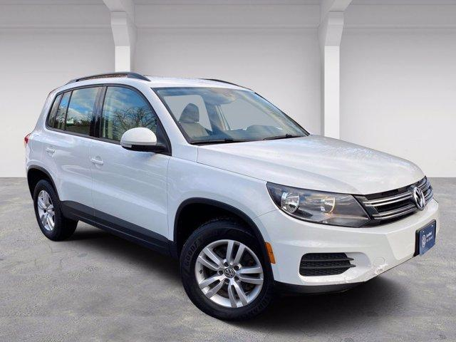 2017 Volkswagen Tiguan Limited 2.0T S 4MOTION Westborough MA