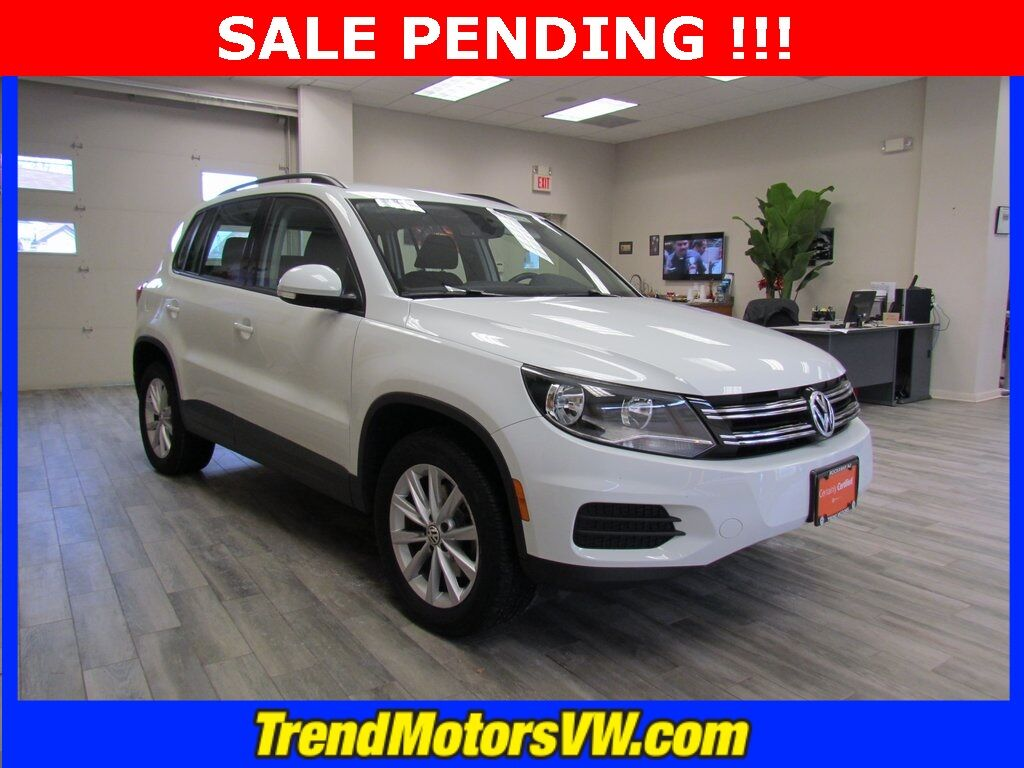 2017 Volkswagen Tiguan Limited 2.0T S 4Motion Rockaway NJ