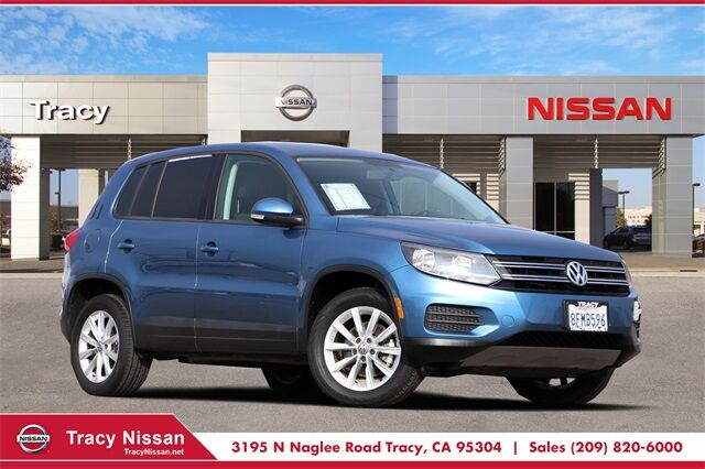2017 Volkswagen Tiguan Limited 2.0T Tracy CA