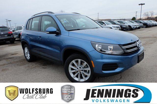 2017 Volkswagen Tiguan Limited 4Motion Glenview IL