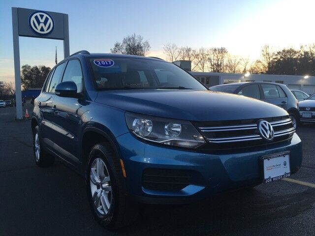 2017 Volkswagen Tiguan Limited 4Motion Ramsey NJ