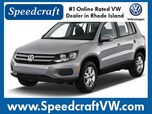 2017 Volkswagen Tiguan Limited AWD 2.0T S 4Motion 4dr SUV