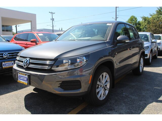 2017 Volkswagen Tiguan Limited Edition/Wheel Package Seattle WA